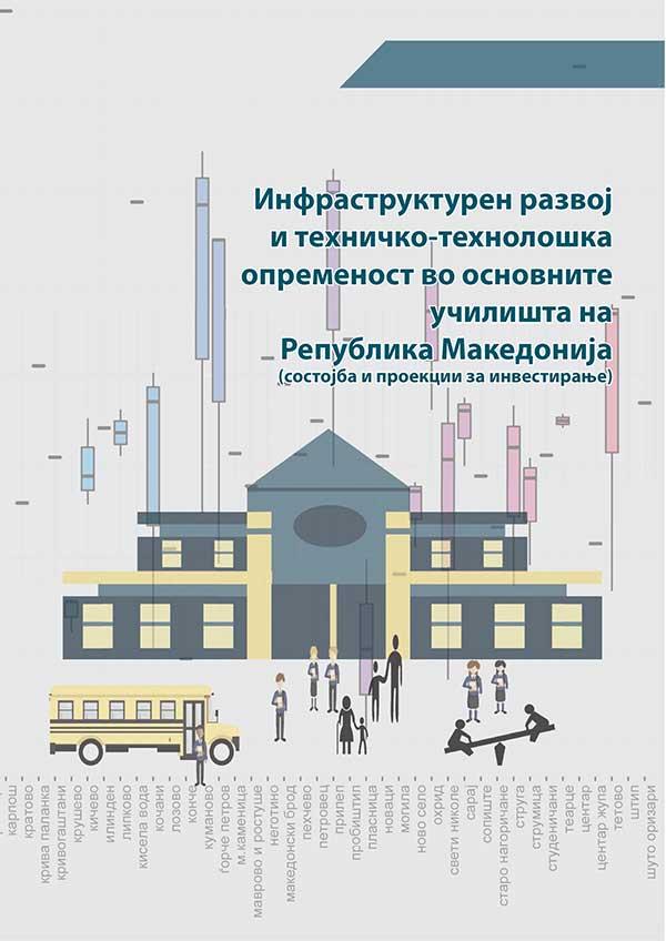 Инфраструктурен развој и техничко-технолошка опременост во основните училишта на Република Македонија