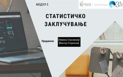 Спроведен петтиот модул од обуките за спроведување на истражување